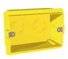 Коробки для врезного монтажа 3ряд. MGU8.603