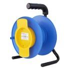 Катушка без проводов GLANZEN c выносным барабаном Ф240мм.