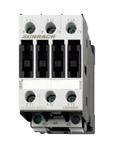 Контактор 3-полюсной, размер 0, 09А (4кВт) 400В,катушка 230В, 50Гц перемен. тока  LSD00933