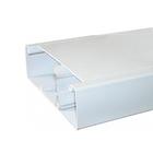 Короб пластиковый с перегородкой e.trunking.stand.50.25, 50х25мм, 2м