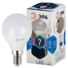 Лампа ЭРА LED smd P45 шар-7W-840-E14