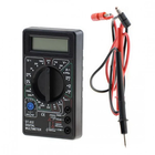 Мультиметр цифровой DT 832  (А, В, Ом, диоды, звук)