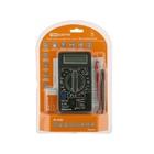 Мультиметр цифровой DT 838  (А, В, Ом, диоды, звук, температура)