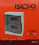 Накладной щит на 24 модуля в два ряда IP40 ISILDAR