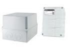 Распаячная коробка ОП 240х195х165мм, крышка, IP44, кабельные ввода d28-3 шт., d37-2 шт