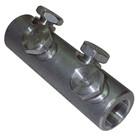 Соединитель (гильза) кабельный болтовой 4CБ-70/120-V-10кВ TDM