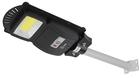 Св-к ЭРА LED консольный 20W с кронштейном на солн батарее 5000К 450лм IP65