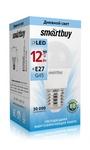 Светодиодная (LED) Лампа шар-Smartbuy-G45-12W/4000/E27