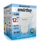 Светодиодная (LED) Лампа Smartbuy-Gu10-12W/4000