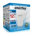 Светодиодная (LED) Лампа Smartbuy-Gu10-12W/6000