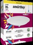 Светодиодная (LED) Лампа Smartbuy-UFO-36W/4000/E27