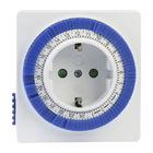Таймер розеточный механический SMARTBUY 3600Вт, 96 вкл/выкл, сутк  интервал 15 мин