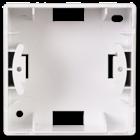 Visage Коробка для наружного монтажа Белая