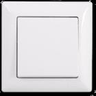 Visage Выключатель 1-клав. Белый