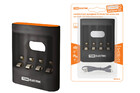 Зарядное устройство 36044 (3600 mA 4 слота АА/ААА 4 кан.USB) TDM